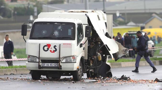 Klerksdorp cash in transit duo who fled with R3.6 million sentenced