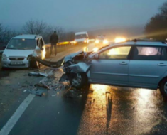 24 people perished during a car crash