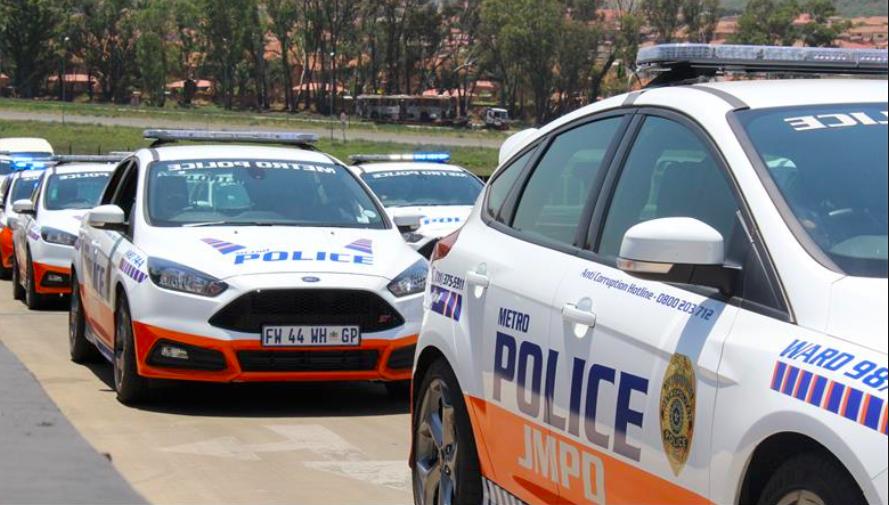 5 Johannesburg Metro police officers arrested for corruption