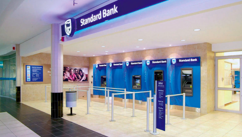 Full list of Standard Bank branches that will be closed: