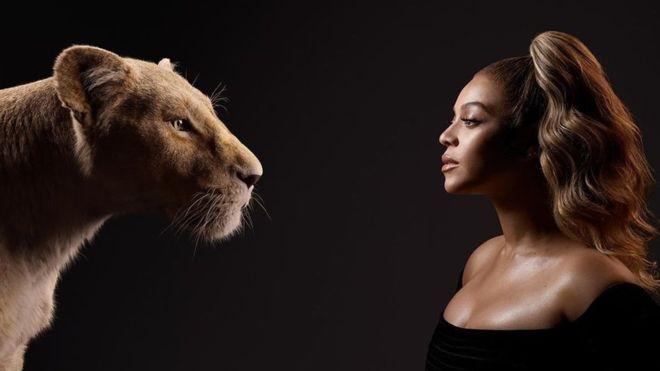 Beyoncé's Album, The Lion King: The Gift