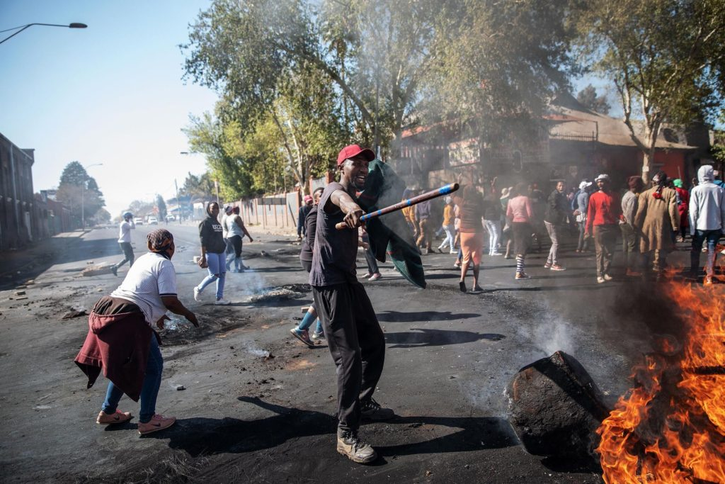 5 People Killed In Xenophobic Attacks Across Johannesburg