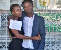Photos! University Students Tied The Knot After 2 Weeks Of Courtship