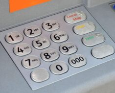 Five men arrested for theft of bank cards at ATM