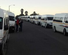 Four taxis impounded as Police Minister assesses adherence to the Lockdown Regulations in Mpumalanga