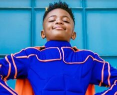 Prince Mashawana: 7 Year Old First Black Child Superhero shares tips on getting through Self -Isolation