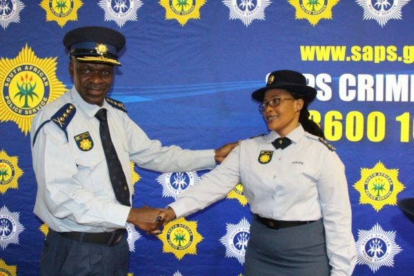 The South African Police Service(SAPS) is proud to announce the recent appointment of senior managers in key positions