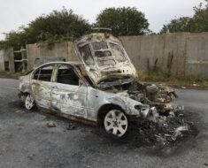 Police condemns burning of 2 police vehicles and ambulance In the North West