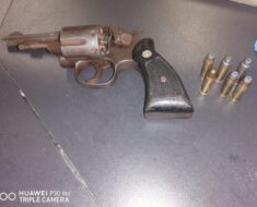 23-y20-year-old man was arrested and detained for possession of firearm - Western Capeear-old suspect was arrested on a charge of possession of an unlicensed firearm - Western Cape