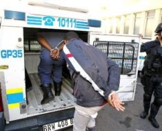 Corruption leads to the arrest of four SAPS officers