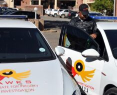Hawks Investigation team arrested a suspect for the alleged theft of millions