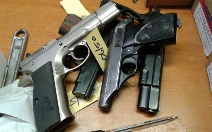 Gauteng police continue recovering unlicensed firearm