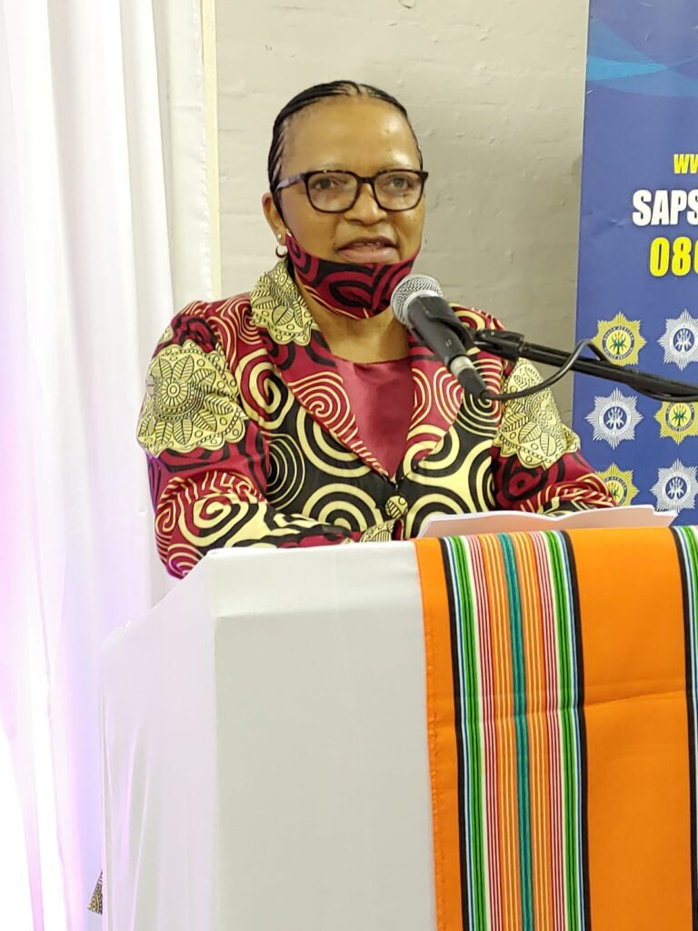 Major General Florence Funeka Siganga retires from the SAPS - Eastern Cape