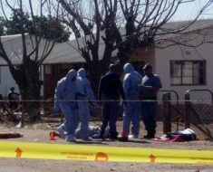 One female and two male suspects arrested for the murder of a 40-year old female