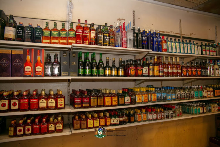 Police closed down shebeens, during Crime Prevention Operation and confiscated liquor - Northern Cape