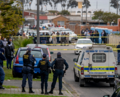 Western Cape police track down suspects behind shooting leading to 13 dead people