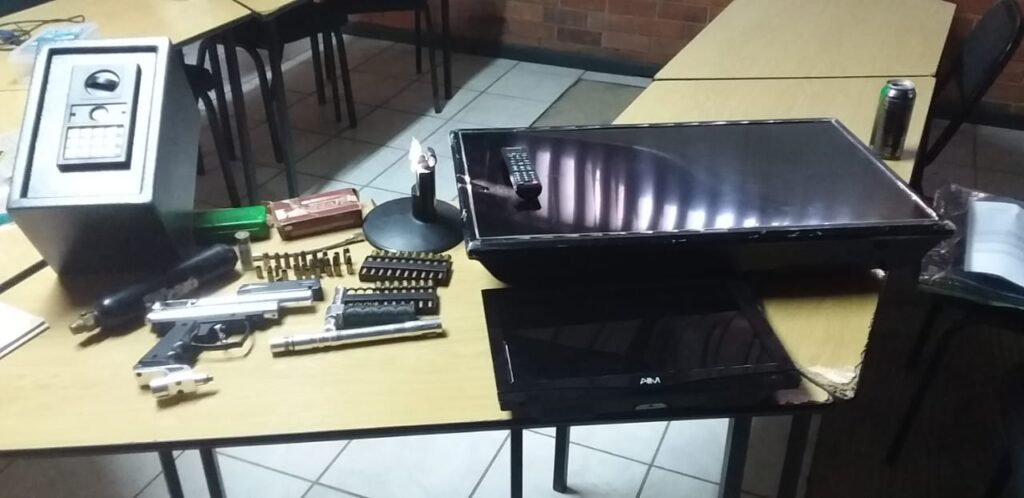 36-year-old male was arrested at his home in Kenton on Sea - Eastern Cape