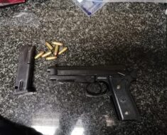 43-year-old man was arrested for being in possession of an unlicensed 9mm pistol - Western Cape