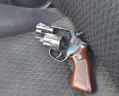 59-year-old man was arrested for being in possession of a .38 special revolver and ammunition illegally - Western Cape
