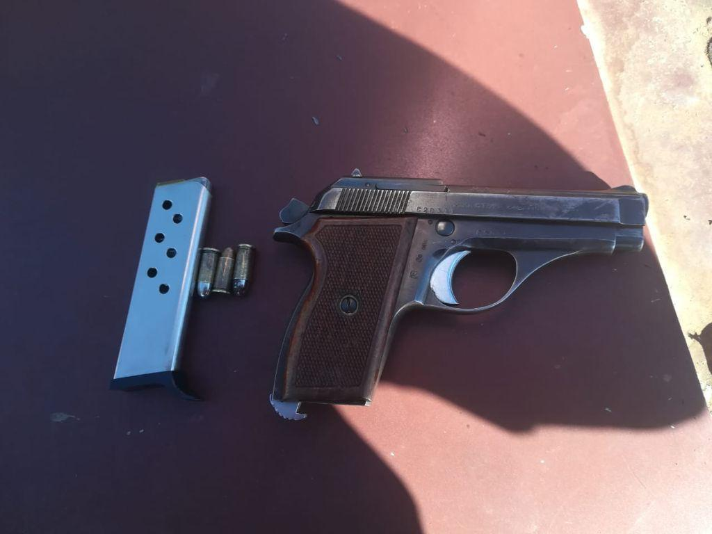 16-year-old boy arrested for illegal possession of firearm and ammunition - Western Cape