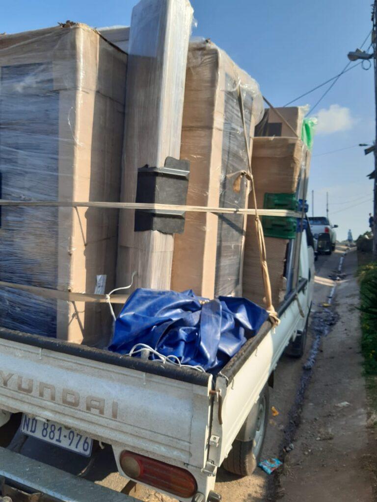 Furniture valued at R200 000 was recovered - KwaZulu-Natal