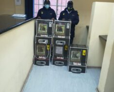 Illegal gambling machines recovered during operations - Eastern Cape
