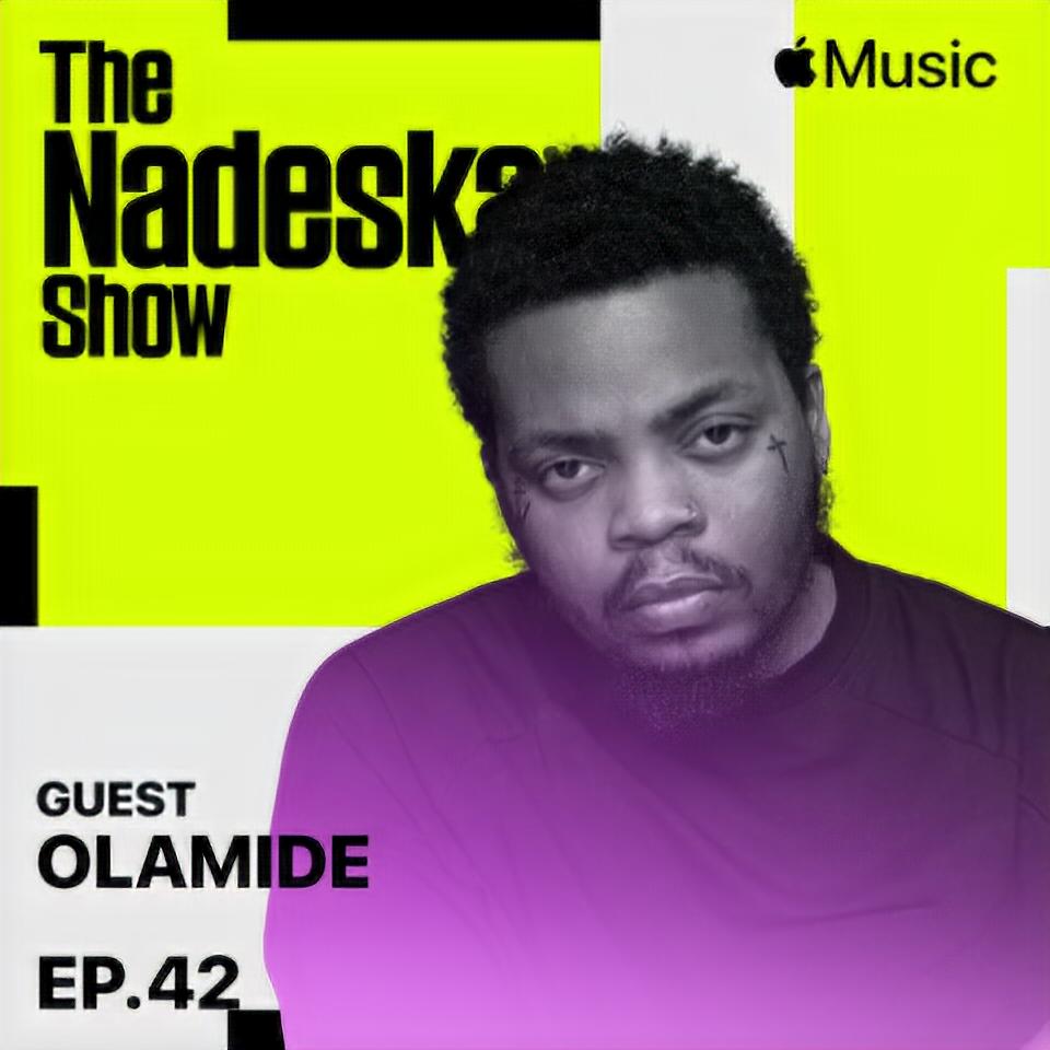Nigerian rapper Olamide joins Nadeska to discuss the release of his album 'UY Scuti'