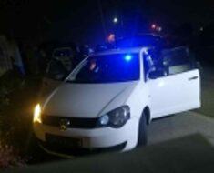 Police officers we able to arrest three suspects aged between 21 and 27 for hijacking - KwaZulu-Natal