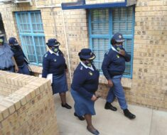 Provincial commissioner visits Vhembe District - Limpopo