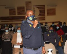 SAPS in Limpopo hosted the Policing Nomics session - Limpopo