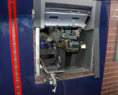 Suspects related to the attempt to gain access to an ATM with an explosive are yet to be arrested - Western Cape