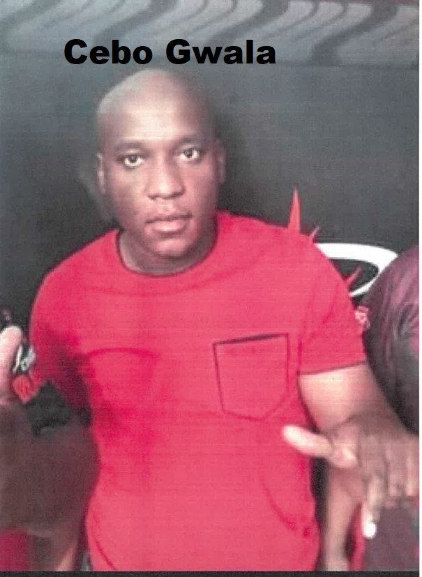 Suspects wanted by the Political Task Team Detectives - KwaZulu-Natal