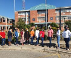 The Eastern Cape Provincial Women's Network converged at Griffiths Mxenge building - Eastern Cape