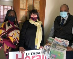 The Provincial Communication and Liaison continue with media engagement across Limpopo - Limpopo