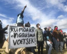 There were several unwarranted attacks on Police Officers by the community of Grahamstown in Makhanda - Eastern Cape