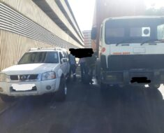 Three suspects aged between 22 and 34 were placed under arrest for theft and for contravening the Immigration Act - Kwazulu-Natal