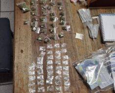 Anti-Gang Unit and Flying Squad arrest suspect with drugs - Eastern Cape