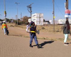 Bela Bela police embark on a loud hailing awareness campaign - Limpopo