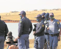 Excellent teamwork results in speedy arrest of alleged robbery suspects - Eastern Cape