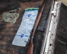 A man aged 67 was arrested in possession of an unlicensed firearm - Eastern Cape