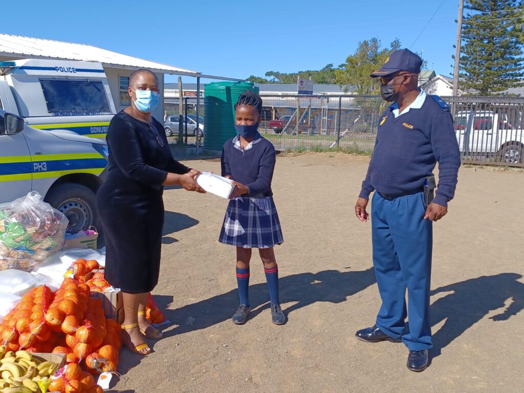 Community Outreach campaign in Gonubie - Eastern Cape