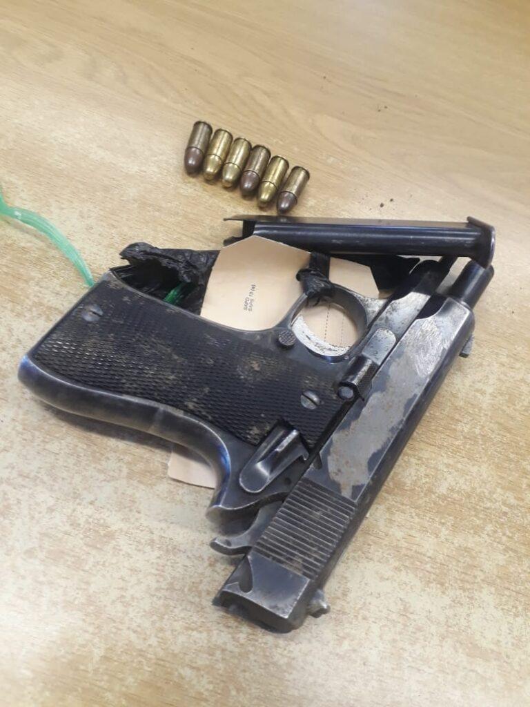 Man arrested for murder, firearm seized - Eastern Cape