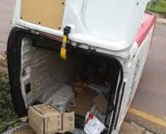 Police Track down suspects after robbery of Courier Truck - Eastern Cape
