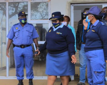 Provincial Commissioner engages with Tribal Authority - Limpopo