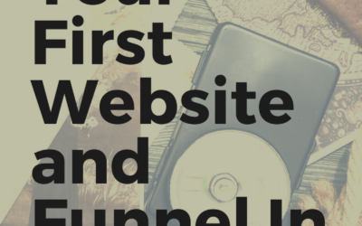 Build Your First Website and Funnel in Minutes