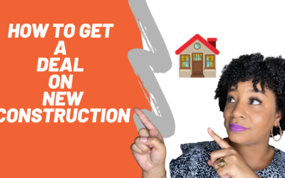 How to Get a Good Deal on New Construction