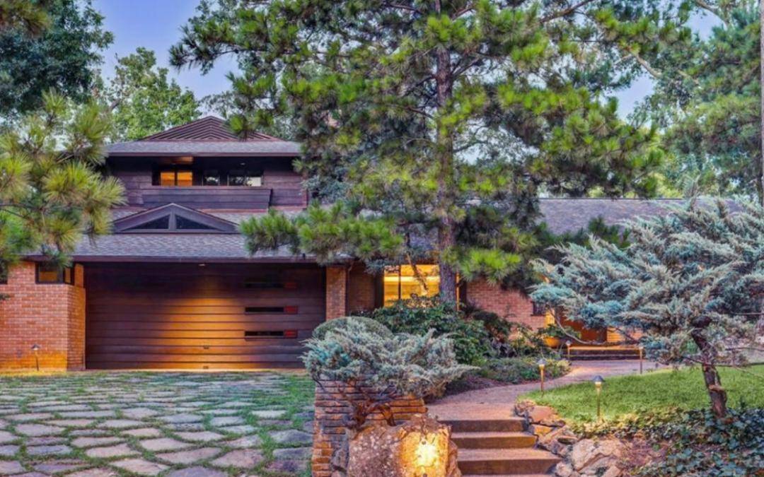 Historic Midcentury Modern Home in River Oaks