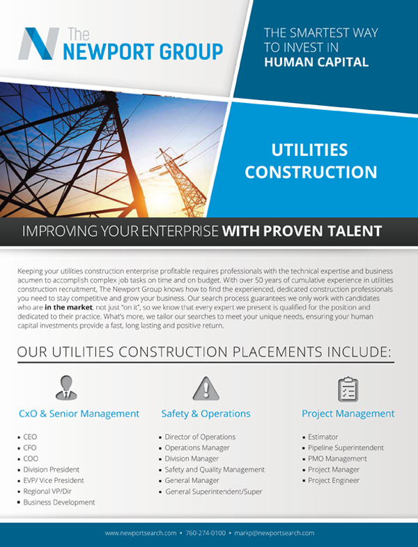 Energy Consultant Recruiters