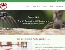 Spidernot Spider Spray