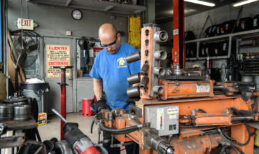 Lift kit work in Miami